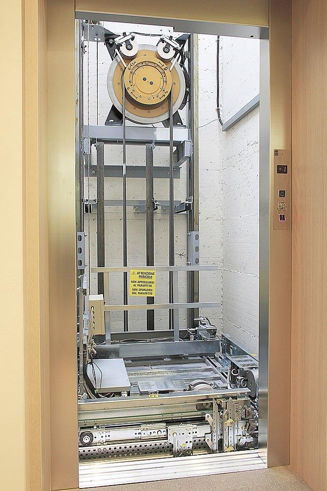Makine Dairesiz Asansörler